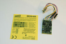 Zimo MX64R DCC-Digitaldecoder, 8-pol. Stecker