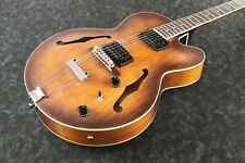 Ibanez AF55TF Artcore Series Hollow Body Electric Guitar Tobacco Flat Finish