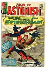 Tales to Astonish 57 Early Spider-Man App! 1964 Marvel Comics (j#2633)