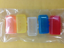 Toothbrush Tooth Brush Travel Cover Case PACK OF 5 FREE SHIPPING - USA SELLER