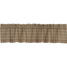Sawyer Mill Valance by VHC Brands - 100% Cotton, 16 x 90