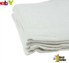 300 NEW BAR TOWELS 12x12 TERRY CLOTH COTTON ABSORBENT KITCHEN RESTAURANT SUPREME