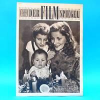 GDR Filmspiegel 26/1955 Gisela Uhlen Paul Wiens Xmas Animated Movie Dresden