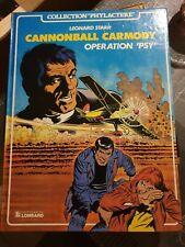 CANNOBALL CARMODY. OPERATION PSY. - STARR LEONARD. - 1984