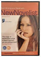 NewNovelist Version 2.0 Pc Brand New XP