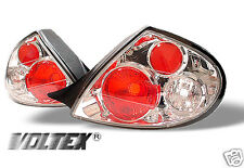 2000-2002 DODGE NEON ALTEZZA TAIL LIGHT BAR LIGHTBAR LAMP CHROME