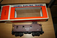Lionel O scale woodside caboose #17600 road New York Central  New 1987