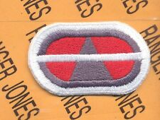 US Army 161st Engineer Company Airborne para oval patch c/e