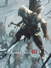 The Art Of Assassins Creed 3 III BOOK NEW Gaming Characters UniSoft Game CGI