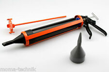 PC COX UltraPoint manuell 12 1 800ml Hand Mörtelpresse-pistole-spritze