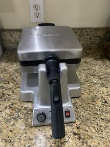 Waring Pro Belgian Waffle Maker #WMS200 Square pan