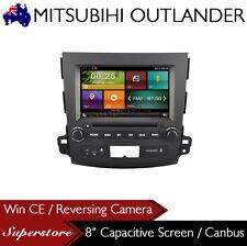"""8.0"""" Car DVD GPS Head Unit Navigation For MITSUBISHI OUTLANDER 2007-2012 BT"""