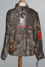 New 10X Hunting Gear Basecamp Jacket Size MEDIUM Realtree Xtra Camo Coat Mens