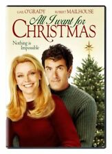 All I Want For Christmas DVD (2008) USED- FREE EXPEDITED SHIPPING