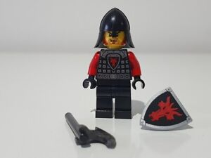 LEGO DRAGON KNIGHT SCALE MAIL SHIELD ARMOR NECK PROTECTOR cas518a ~ 70400