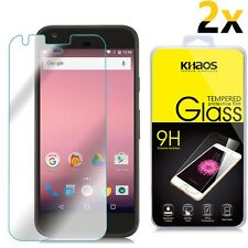 [2-Pack] KHAOS For Google Pixel HD Tempered Glass Screen Protector