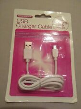 Signalex USB Charger Cable Ideal For Samsung HTC And Kindle