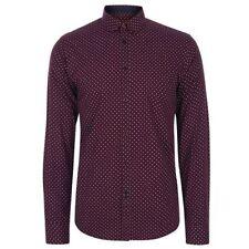 Moderne gepunktete Herren-Freizeithemden & -Shirts Hemd-Stil