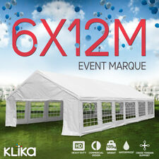 12m X 6m Outdoor Event Marquee Carport Tent