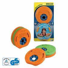 Delphin Swim Discs Childrens Armbands Sealed Floatation Aids In Set Of 6