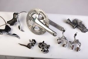 Shimano Dura Ace 7800 10s Group Set Excellent condition