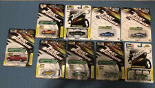Fast and furious Racing Champions ,Revell, Johnny Lightning die cast lot