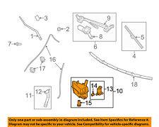 NISSAN INFINITI Coupe/Convertible Wiper Washer Fluid Reservoir Tank 289101NL0A