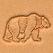 8304 Bear Craftool 3-D Stamp Tandy Leather 88304-00