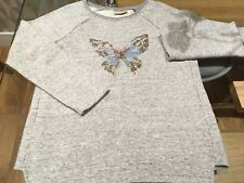 Attractive Girls NEXT Age 9 Years Sweater/Jumper + FREE P&P - Superb Condition