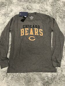 Fanatics Youth XL Chicago Bears Long Sleeve New