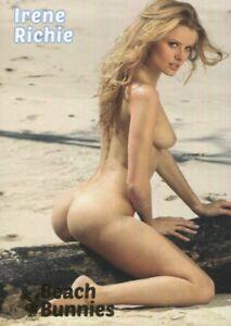 Playboy Barefoot Beauties Beach Bunnies BB7 Irene Richie