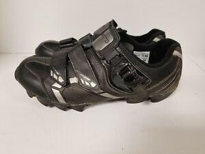 Shimano women's biking shoe WM63 SPD Size 42 Size US 9.5 Black  SH-WM63L