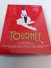 "DVD ""TOURNEE"" PRECINTADO SEALED MATHIEU AMALRIC CON FUNDA CARTON MIMI LE MEAUX"