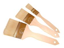 Backpinsel, Kochpinsel, KUNSTSTOFFgriff mit Borste, in versch. Größen