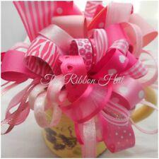 Mixed Ribbon Off Cut Ribbon Bundles-10 x 1 Mtrs- 10 Shades to choose from