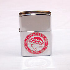Zippo Lighter Football Basketball Olympiacos Fans Club Piraeus Greece 2008 D 08