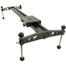 Glide Gear DEV 235 Video Camera Track Slider with Adjustable Feet W/ Carry Bag