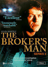 DVD The Broker's Man Series 2 Kevin Whately 2014   2-Disc Set