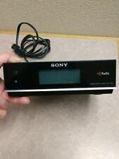 Sony Xdr-F1Hd Fm/Am Digital Tuner Hd Radio with Remote !