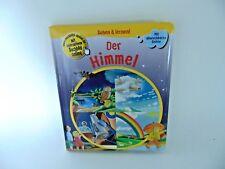 Der Himmel - Kinderbuch Sehen & lernen! Buch abwischbar Bilderbuch