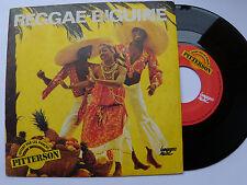 "REGGAE BIGUINE offert par PUNCHS PITTERSON - 7"" SP Langages Music 17480 - lyrics"