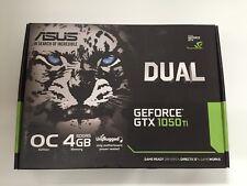 ASUS GEFORCE GTX 1050 TI 4GB DUAL FAN MINING/GAMING GPU (DUAL-GTX1050TI-O4G)