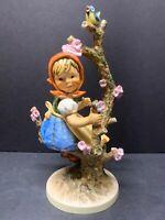 "VTG M.J Goebel Hummel TMK 6 141/V Large Apple Tree Girl 10.5"" Figurine MIB $1600"