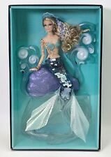 BARBIE THE MERMAID GOLD LABEL SHIPPER NRFB