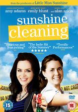 DVD:SUNSHINE CLEANING - NEW Region 2 UK