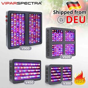 VIPARSPECTRA 300W 450W 600W LED Grow Light per piante da appartamento Veg Flower