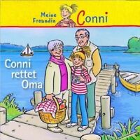 CONNI - 18: CONNI RETTET OMA  CD  9 TRACKS KINDERHÖRSPIEL  NEU