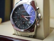 LONGINES Conquest Classic 40mm AUTOMATIC Watch L2.786.4.56.6