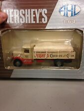 American Highway Legends Hershey Chocolate Cocoa Truck- In Box