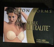 f6364e16b6 NEW Fashion Forms Body Sculpting Backless Strapless Bra P6534 Nude Size AVer  mais como este · Fashion Forms NuBra Ultralite com decote nas costas  fio-Free ...